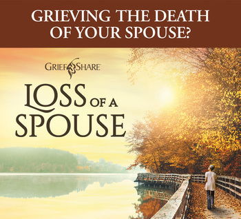 December 9: Register for Loss of a Spouse Workshop - Jan. 7th at 6:30 pm