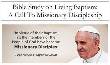 Baptism: A Call to Mission Adult Bible Study, SCR, LL