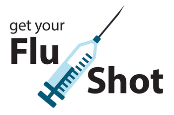 October 9: Flu Shot Clinic Tomorrow, Sat., Oct. 10th, from 2 pm - 4 pm in the Narthex