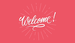 November 7: Welcome to Our October New Members!
