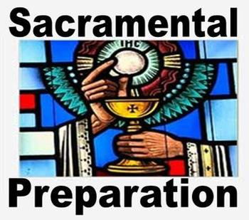 Sacramental Preparation for Upcoming 1st Graders is Two Years