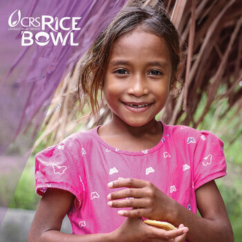 February 1: Rice Bowls for CRS Rice Bowl Program Available Beginning February 13-14
