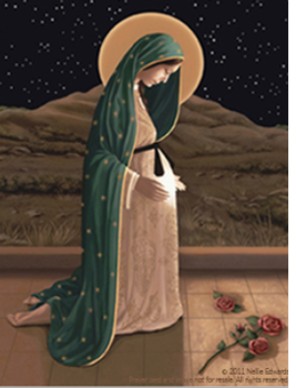March 25: Respect Life Ministry to Offer Prayer Cards to Commemorate the Annunciation of the Lord