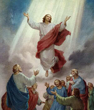 May 11: Learn more about the Feast of the Ascension!