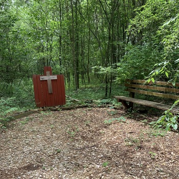 July 15: Looking for a Quiet Place to Pray?