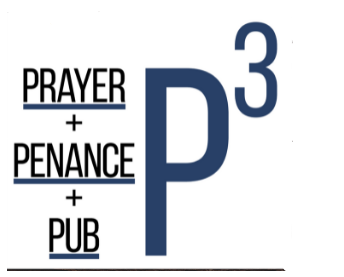 July 21:  Join Us for P3 on Friday, July 30th!