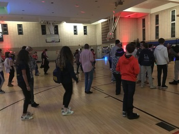 Valentine's Day Dance for Special Olympics Athletes