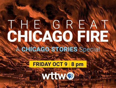 """WTTW's """"The Great Chicago Fire"""" features Holy Family and St. Ignatius"""