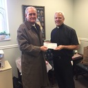 National Catholic Society of Foresters' Christmas Gift to Holy Family - Thank You!