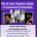 Ella & Louis Together Again: A Centennial Celebration