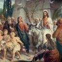 Palm Sunday - Mass & Solemn Procession of Palms