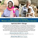 Daughters of Wisdom: Women and Leadership in the Global Church