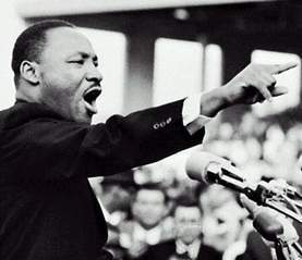 """What are you doing for others?"" - Dr. Martin Luther King"