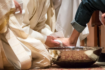 Holy Thursday - Celebration of the Liturgy of Our Lord's Last Supper