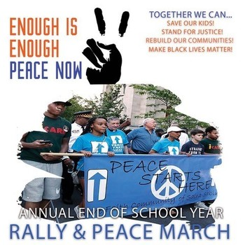 End of School Year Peace March & Rally