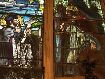 Another piece of Holy Family history to be restored
