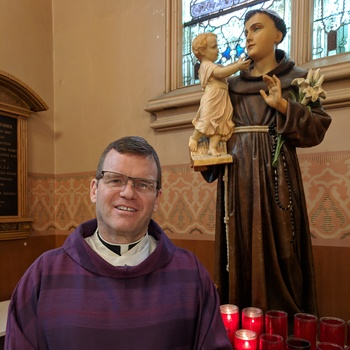 Welcome, Fr. Peter!