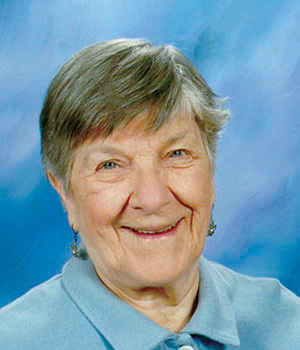 Funeral Services for Sr. Mary Therese Freymann BVM