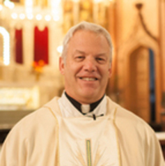 Get well wishes to Fr. Mike