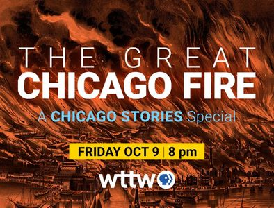"WTTW's ""The Great Chicago Fire"" features Holy Family and St. Ignatius"