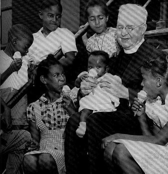 Our History - St. Joseph Mission and the Integration of Holy Family