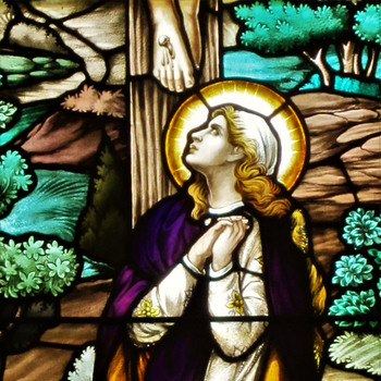 Praying with Mary Magdalene,