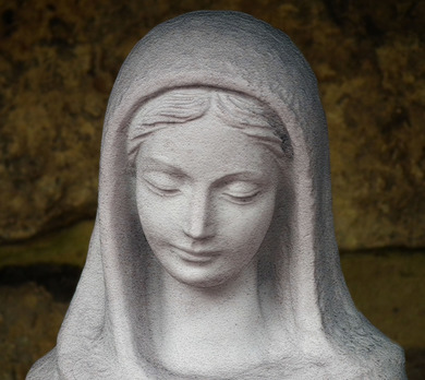 Prayer Walk with Mary, the Mother of God
