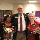 Two Longtime Christopher Homes Employees Retire