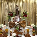 Metairie Manor Hosts an altar to honor St. Joseph