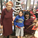Christopher Homes Residents Receive Christmas Cheer from Local Students