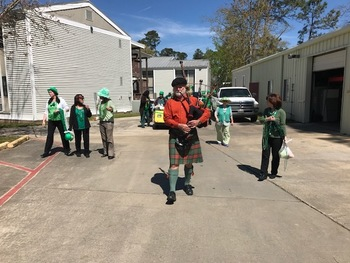 St. Patrick's Parade Tradition Continues