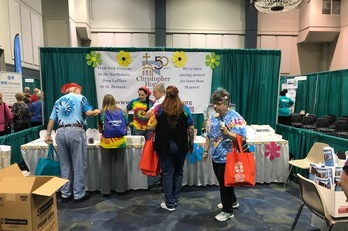 Hundreds Attend the Jefferson Parish Senior Expo