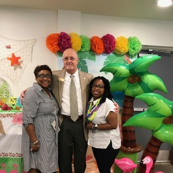 Wynhoven Hosts Health and Resource Fair