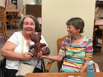 Bears Bring Smiles to the Community