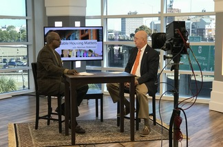 Deacon Dennis on WLAE TV's Affordable Housing Matters