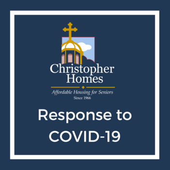 Christopher Homes Covid-19 Response