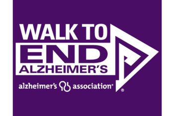 Residents Support Walk to End Alzheimer's