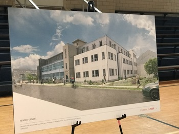Former Our Lady of Lourdes School in N.O. to become Christopher Homes site in Providence-led project