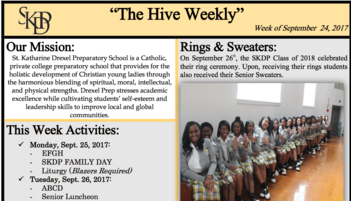 The Hive Weekly