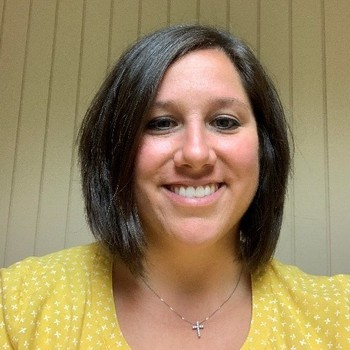Meet our new Lifelong Faith Formation Coordinator!