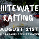 Young Adult Whitewater Rafting