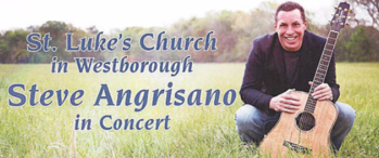 Steve Angrisano Concert