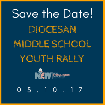 Diocesan Middle School Rally