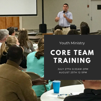 Adult Core Team Training