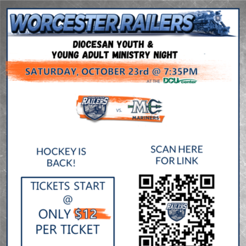 Youth Night at the Railers