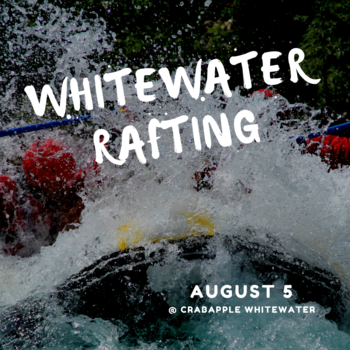 Youth Whitewater Rafting