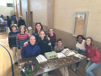 Advent Wreath Making Event