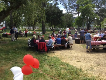 First Annual Parish Picnic