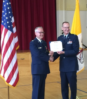 Monsignor Air Force Retirement