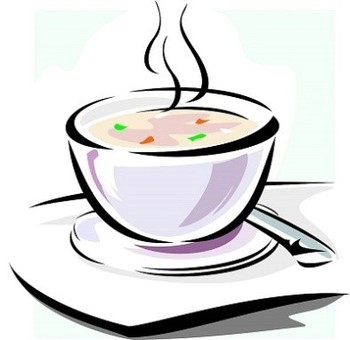 Lenten Soup Suppers - Random Acts of Catholics, Paul Venables